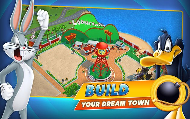 Looney Tunes World of Mayhem screenshot 1