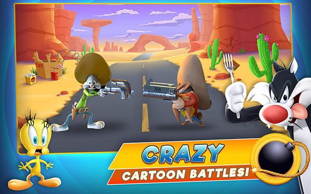 Looney Tunes World of Mayhem screenshot 3