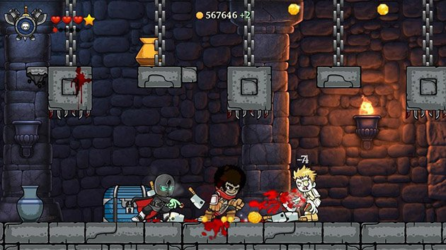 Magic Rampage screenshot 1