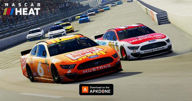 NASCAR Heat Mobile poster
