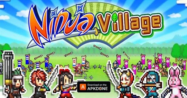 Ninja Village poster