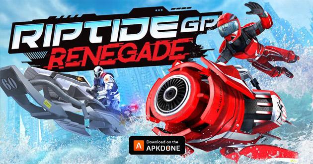 Riptide GP: Renegade poster