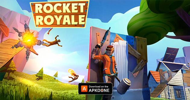 Rocket Royale poster