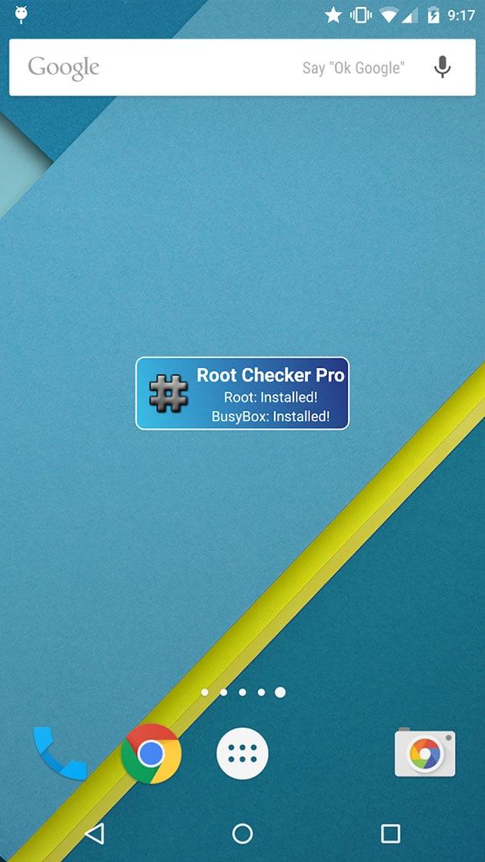 Root Checker Pro screenshot 3