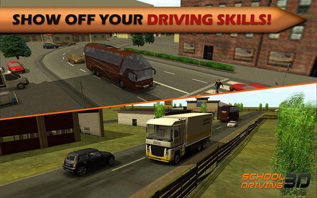 School Driving 3D screenshot 3