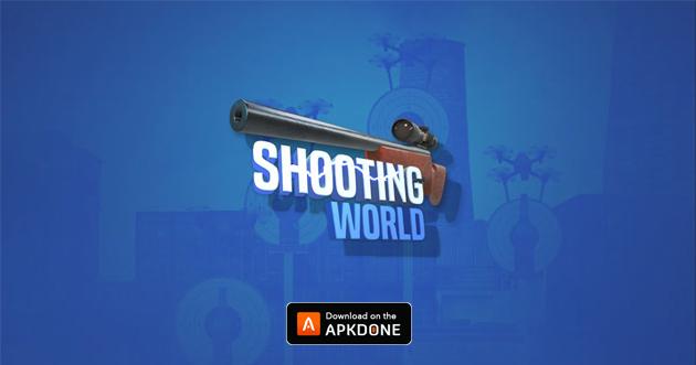 Shooting World poster