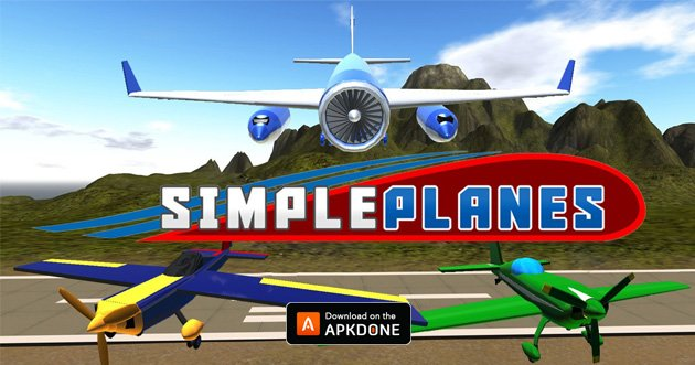 SimplePlanes poster
