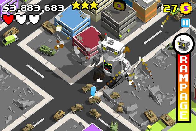 Smashy City screenshot 4