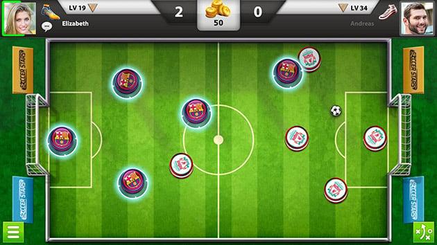 Soccer Stars screenshot 1