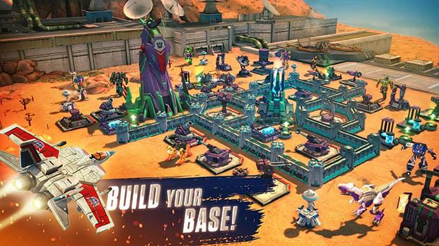Transformers Earth Wars screenshot 2