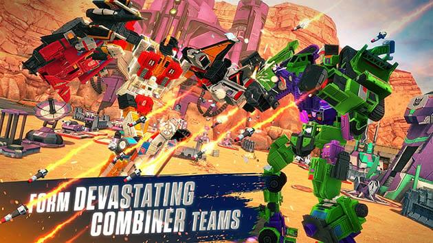 Transformers Earth Wars screenshot 3