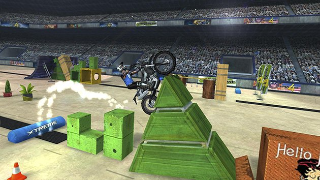 Trial Xtreme 4 screenshot 2