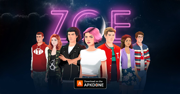 ZOE: Interactive Story poster