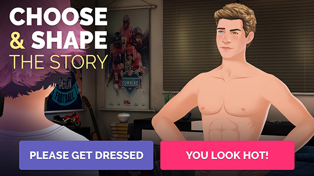 ZOE: Interactive Story screenshot 3