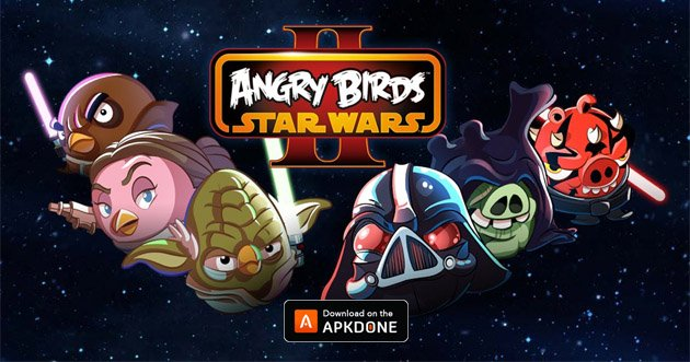 Angry Birds Star Wars 2 poster