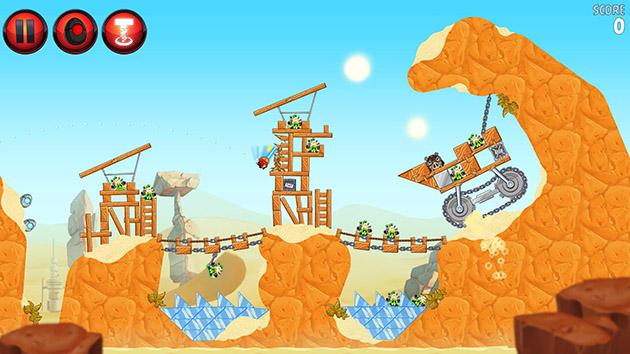 Angry Birds Star Wars 2 screenshot 4