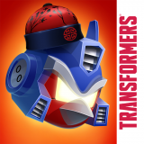 Angry Birds Transformers MOD APK 2.12.0 (Unlimited Currency)