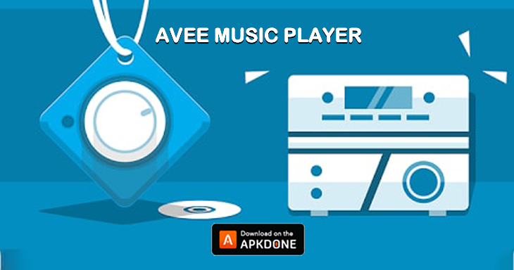 Avee Music Player Pro poster