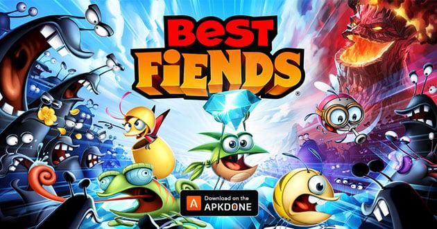 Best Fiends poster