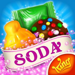 Candy Crush Soda Saga 1.193.2 (Modify Unlock all levels)