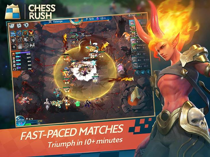 Chess Rush screenshot 2