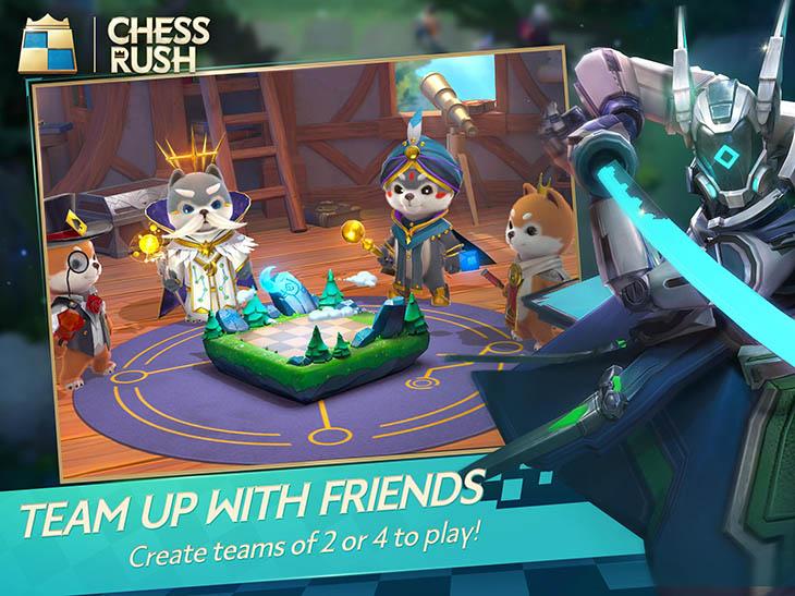 Chess Rush screenshot 3