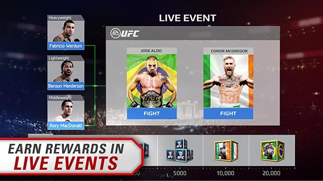 EA Sports UFC screenshot 3
