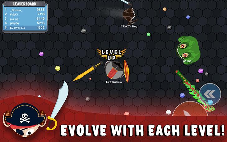 EvoWars.io screenshot 3