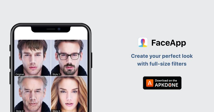 FaceApp poster