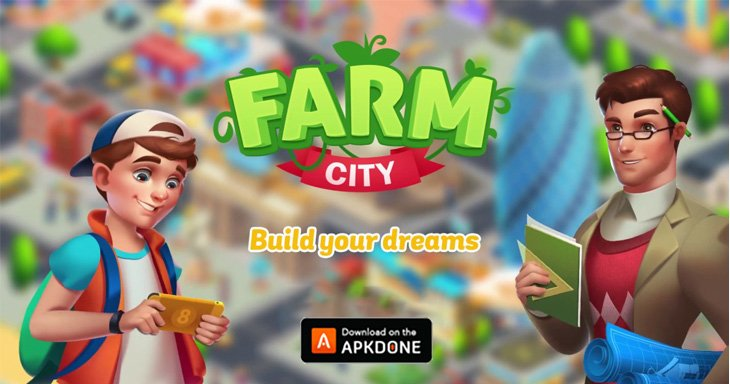 Farm City poster