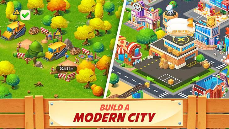 Farm City screenshot 1