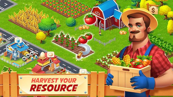 Farm City screenshot 2