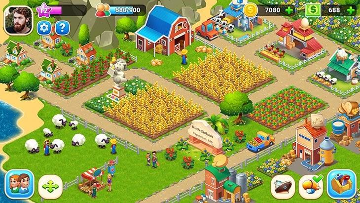 Farm City screenshot 4