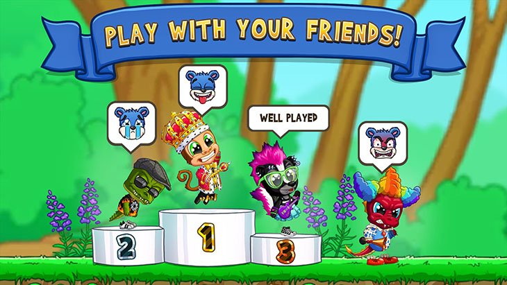 Fun Run 3 screenshot 3