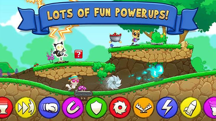 Fun Run 3 screenshot 4