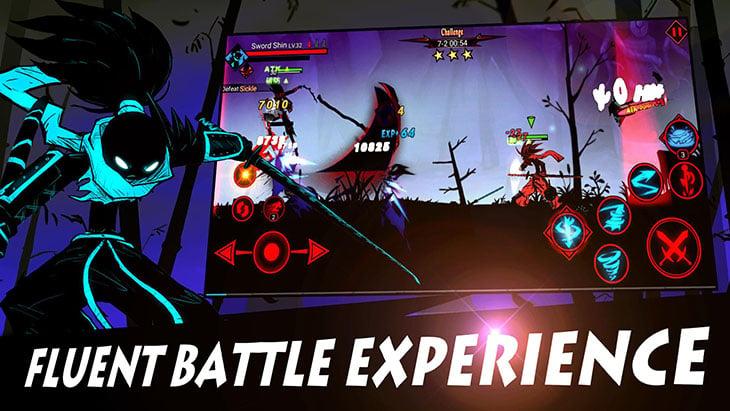 League of Stickman 2 screenshot 1