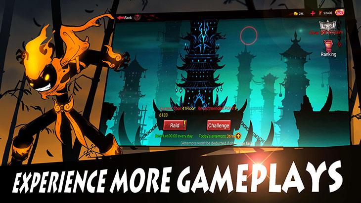 League of Stickman 2 screenshot 3