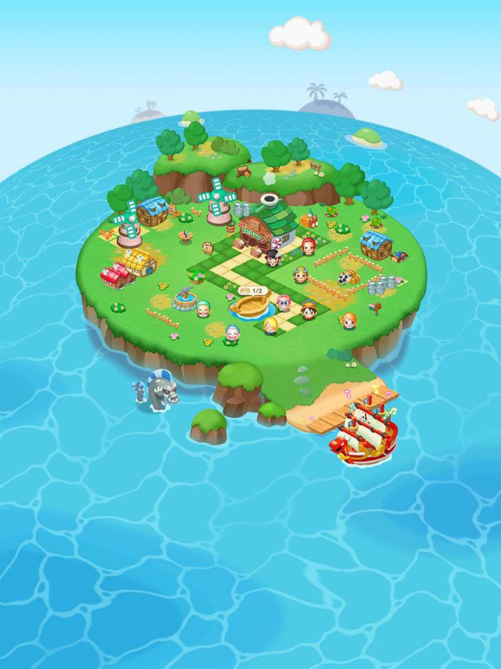 One Piece Bon Bon Journey screenshot 3