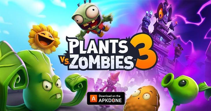 Plants Vs Zombies 3 poster