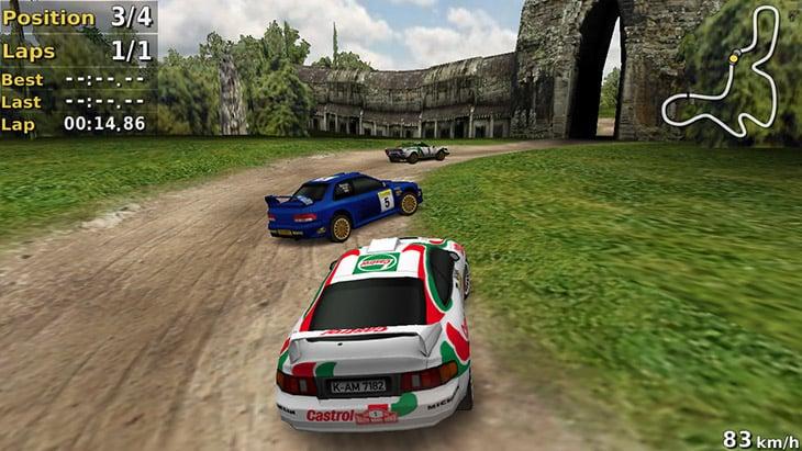 Pocket Rally screenshot 2