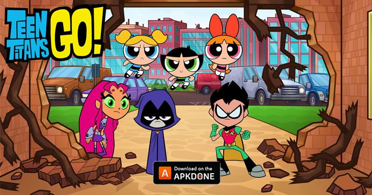 Teeny Titans: Teen Titans Go poster