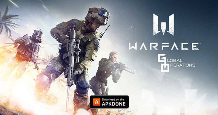 Warface Global Operations cover