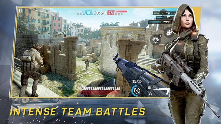 Warface Global Operations screenshot 1