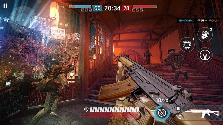 Warface Global Operations screenshot 2