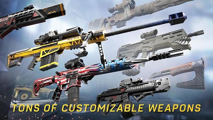 Warface Global Operations screenshot 3