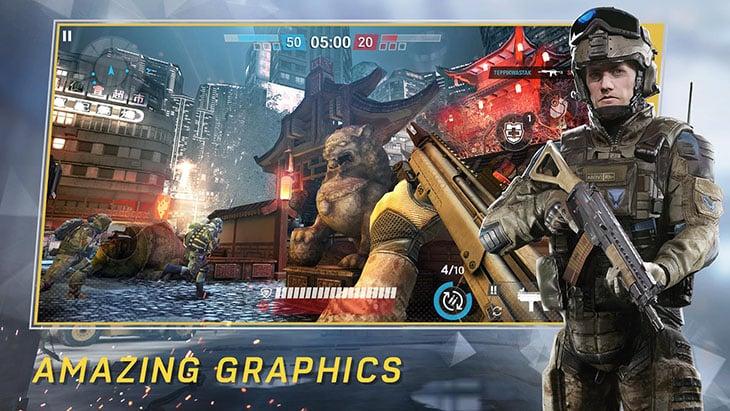 Warface Global Operations screenshot 4