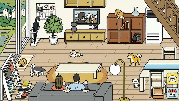 Adorable Home screenshot 1