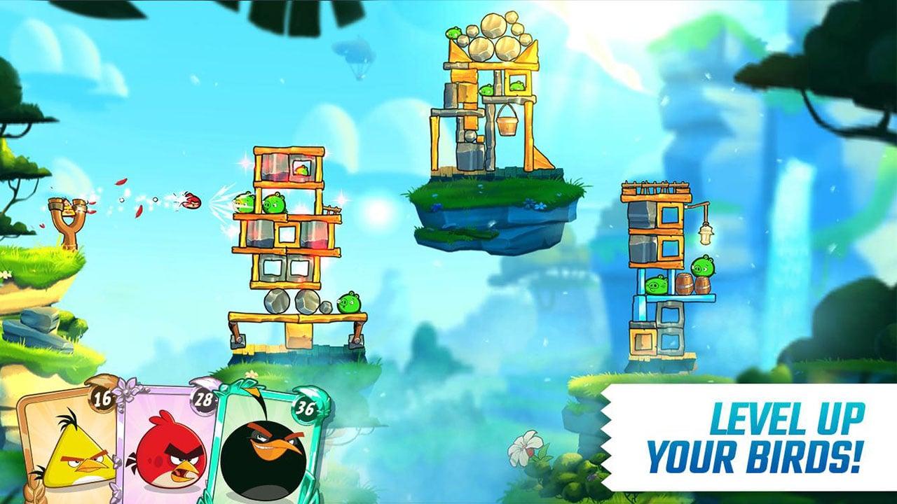 Angry Birds Go 2 Mod Apk
