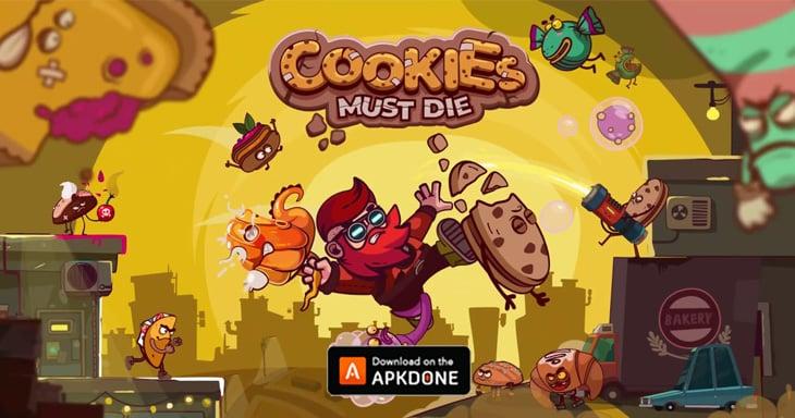 Cookies Must Die poster