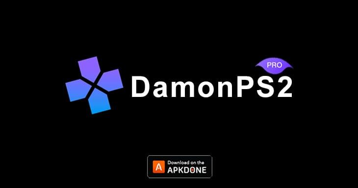 Damon PS2 Pro: PS2 Emulator poster